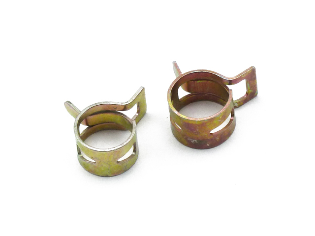spring loaded clamps